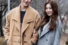 hong yoon jae and yura couple in mv