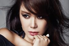 Uhm Jung Hwa Cosmopolitan June 2013