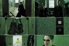 PSY, Parodied with a scene from The Matrix