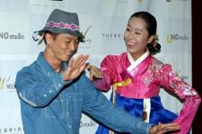 Poppin' Hyun Joon Dances For Lee Juno