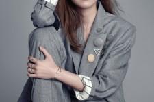 Gong Hyo Jin J.estina Red 2015