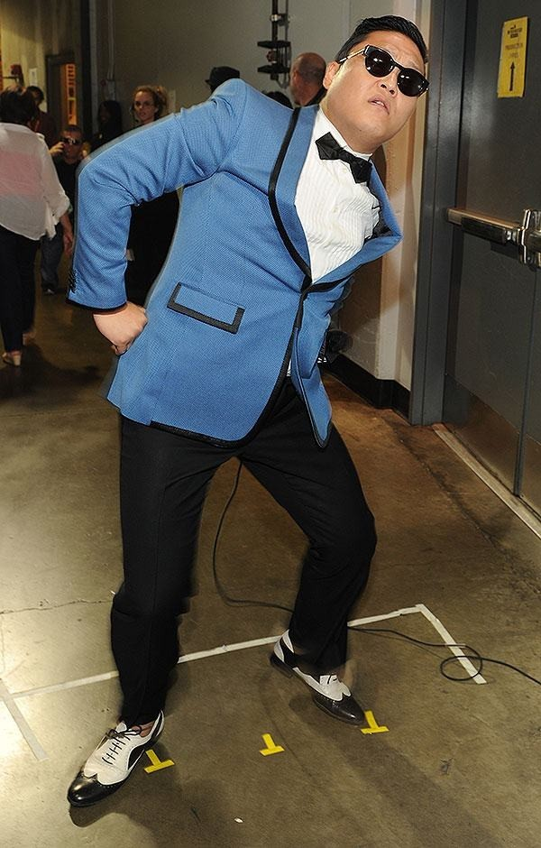 'Gangnam Style' Psy Showed Off at World's Largest Music Event 'MTV VMA'key=>2 count7