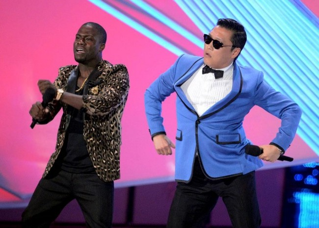 'Gangnam Style' Psy Showed Off at World's Largest Music Event 'MTV VMA'key=>4 count7