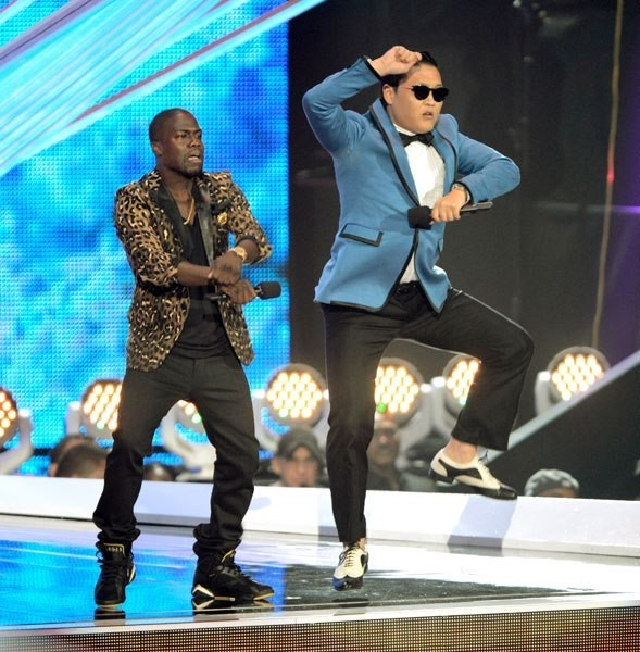 'Gangnam Style' Psy Showed Off at World's Largest Music Event 'MTV VMA'key=>0 count7