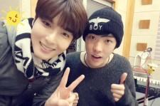 ryeowook with takuya
