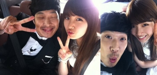 Haha Gets His Wedding Approved By miss A's Suzy?