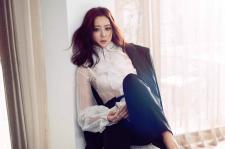 Kim Hee Sun Beauty+ February 2015