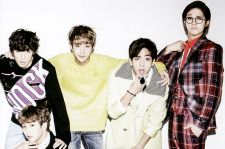 B1A4 Jinyoung @Star1 Setepmber 2014 Kenzo Sweater