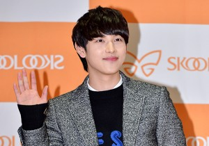 ZE:A's Im Siwan at SKOOLOOKS Campaign Event - Feb 4, 2015 [PHOTOS]