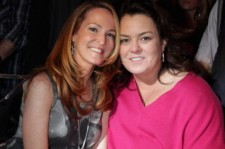 Rosie O'Donell And Michelle Rounds Split