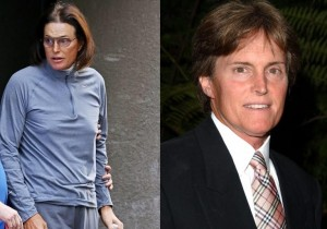 Bruce Jenner: before and after