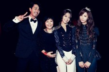 SNSD with Cha Seung Won