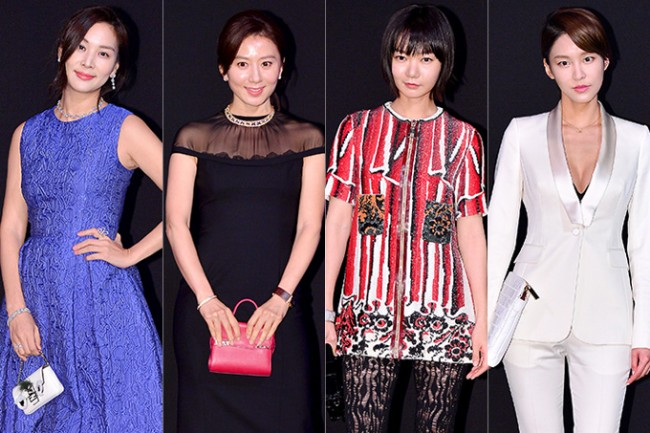 Ko So Young, Kim Hee Ae, Bae Doo Na and Hwang So Hee Attend Van Cleef & Arpels Bals de Legende Collection Event key=>0 count63