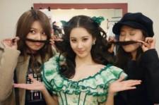 seohyun sooyoung yuri musical