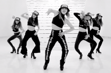 still from 4Minute's