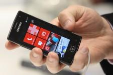 Samsung Smartphone With Windows OS
