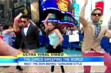 'Psy Syndrome' Spreads to New York Times Square with 'Good Morning America'