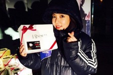 dara fans send snack cart