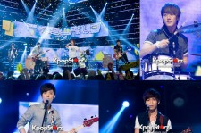 FTISLAND, The Strongest Visual Band, Comeback of 'Let it Go' on 'M Countdown'