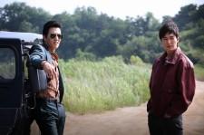 Kim Rae Won and Lee Min Ho
