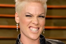 Pink in March 2014 [PHOTO]