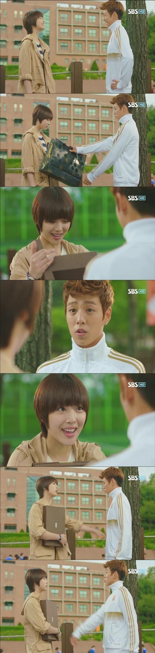 'To the Beautiful You' Sulli & Lee Hyun Woo Poke Funkey=>0 count1