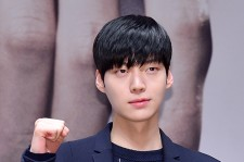 Ahn Jae Hyun at a Press Conference of KBS 2TV Drama 'Blood'