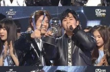 INFINITE H wins their fourth trophy on 'M! Countdown'