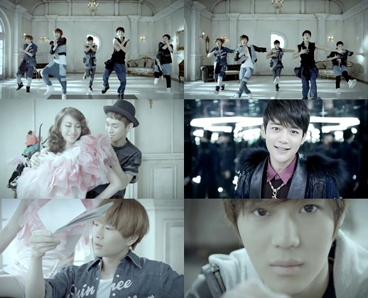 SHINee Japan 5th Single 'Dazzling Girl' MV Teaser Revealed!