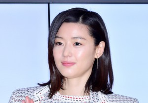 Jun Ji Hyun at 'HANSSEM' 2015 SS Honeymoon Life Style Event