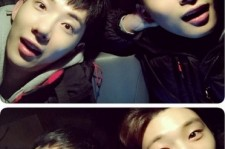 2am jo kwon funny pictures with jinwoon