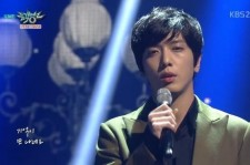 Yonghwa won his fourth trophy on 'Music Bank'