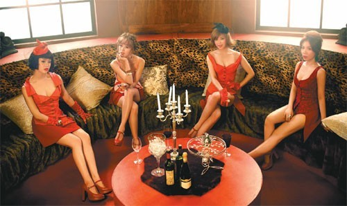 SECRET Talks about 'Rivals with SISTAR and Girl Group Bullying Rumors'