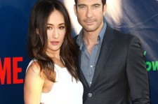 Maggie Q and Dylan McDermott [PHOTO]