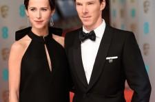 Benedict Cumberbatch and Sophie Hunter [PHOTO]