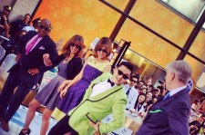 Psy Rocks 'Gangnam Style' performances on TODAY's Toyota Concert in NYC