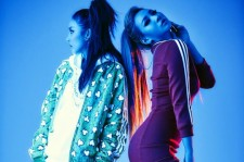 2NE1 Was Featured In The Adidas Superstar Photo Exhibition In New York