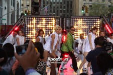 Psy's Passionate Performance of 'Gangnam Style' at Rockfeller Plaza for NBC's 'Today'