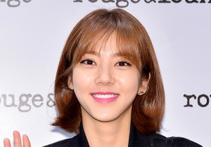 Son Dambi at 'Rouge & Loung' Event