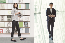 Jun Ji Hyun Hyun Bin UNIQLO 2015