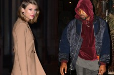 Taylor Swift And Kanye West Friends Now