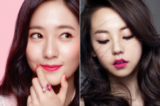 K-Pop Lipstick f(x) Krystal Etude House Liquid Lips So Hee Shu Uemura Collection 2015