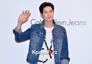 Park Hae Jin Attends Calvin Klein Jeans Fansign Event