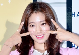 Park Shin Hye at AGATHA Fansign Event