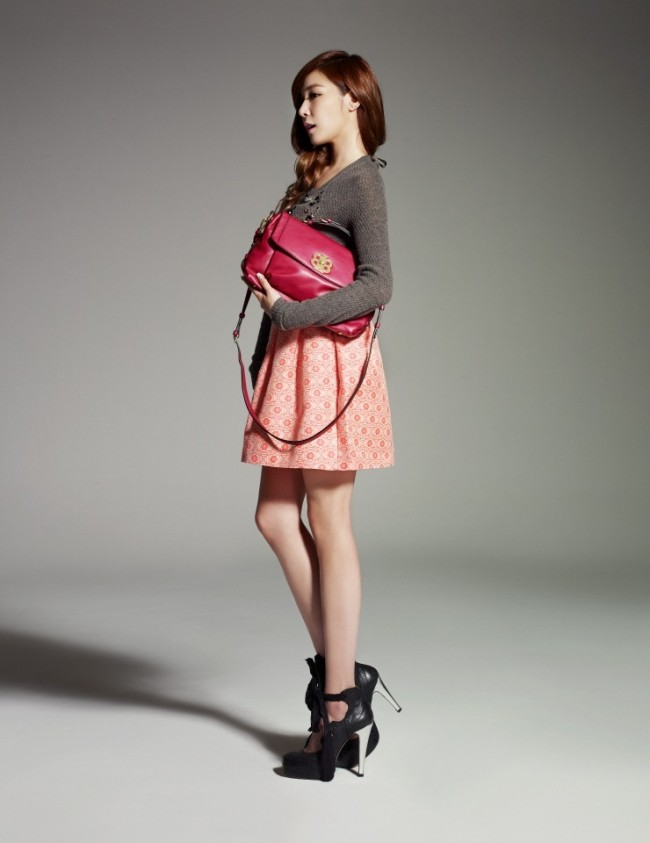 Girls Generation(SNSD) Tiffany's Lovely Bean Pole Accessory Official Photo Shootkey=>1 count10