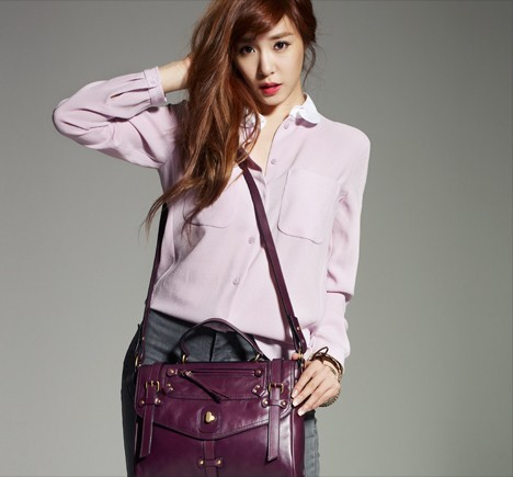 Girls Generation(SNSD) Tiffany's Lovely Bean Pole Accessory Official Photo Shootkey=>5 count10