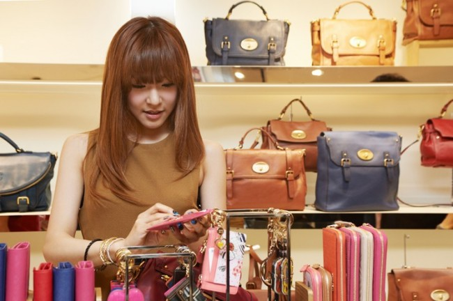 Girls Generation(SNSD) Tiffany's Lovely Bean Pole Accessory Official Photo Shootkey=>8 count10