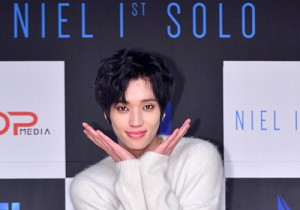 Teen Top at NIEL 1ST SOLO 'oNIELy' Showcase