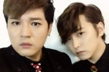 Super Junior - Shindong and Sungmin