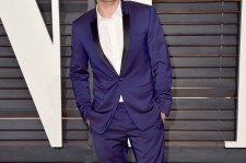 Orlando Bloom attends the 2015 Vanity Fair Oscar Party